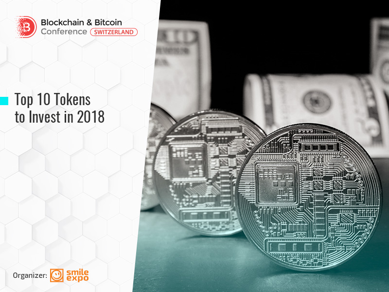 Top 10 Tokens to Invest in 2018
