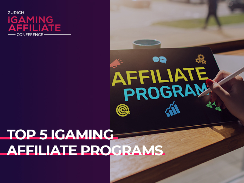 Top 5 Affiliate Programs: Terms of Cooperation and Key Features