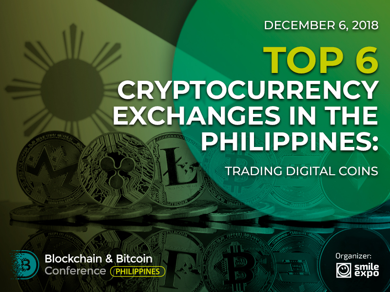 Top 6 Cryptocurrency Exchanges in the Philippines: Trading Digital Coins