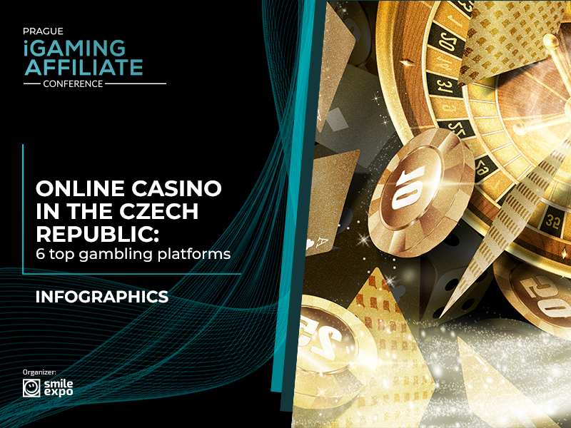 Top online casinos in the Czech Republic: lineup of gambling platforms