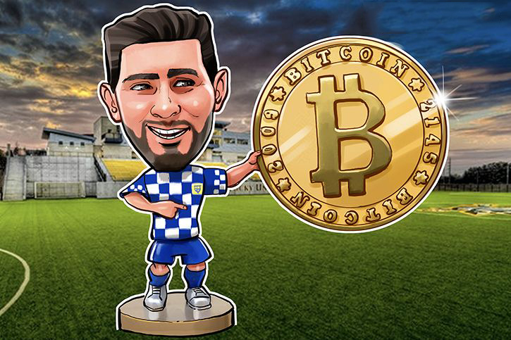 Turkey buys first-ever football player for bitcoins