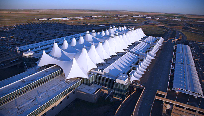 You can pay for Denver International Airport parking with cryptocurrency