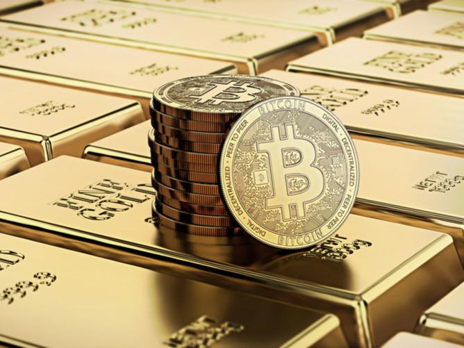 В Лондоне начнут продавать золото за биткоины