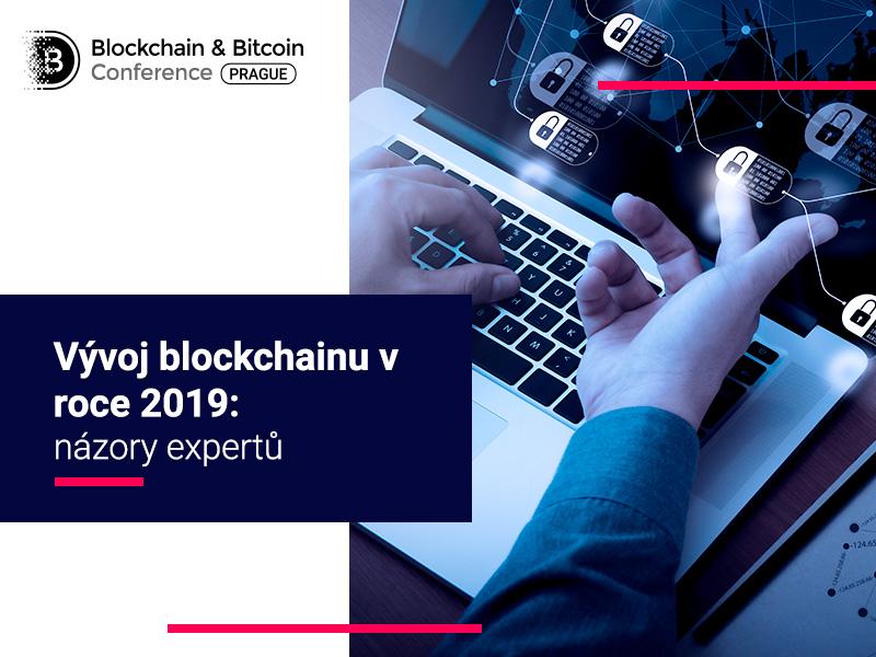 Vývoj blockchainu v roce 2019: názory expertů