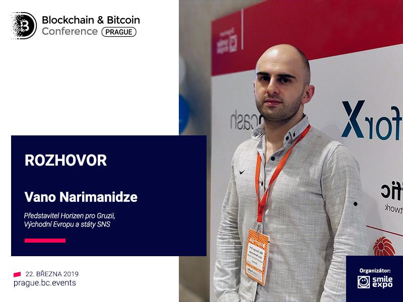 """Vano Narimanidze: """"Bitcoin se může stát terčem 51% útoku"""""""
