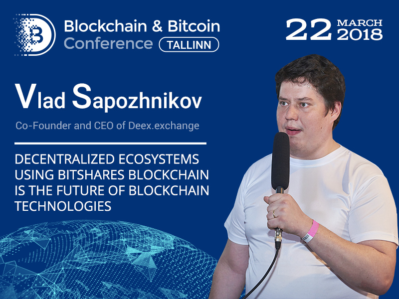 Vlad Sapozhnikov, Deex.exchange CEO: Why are centralized exchanges done for?