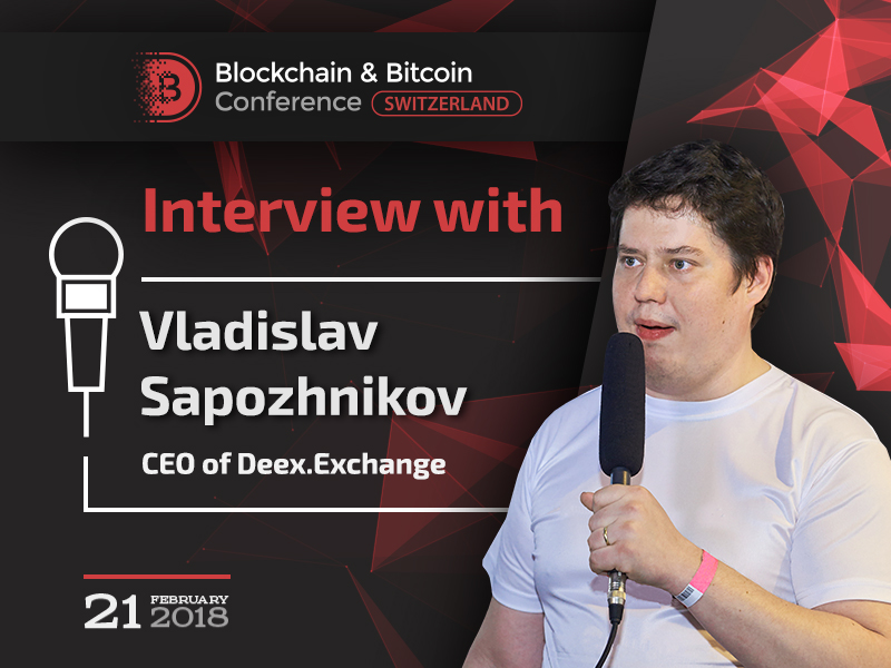 "Vladislav Sapozhnikov: ""Code of rules for ICO will lead to market stabilization"""