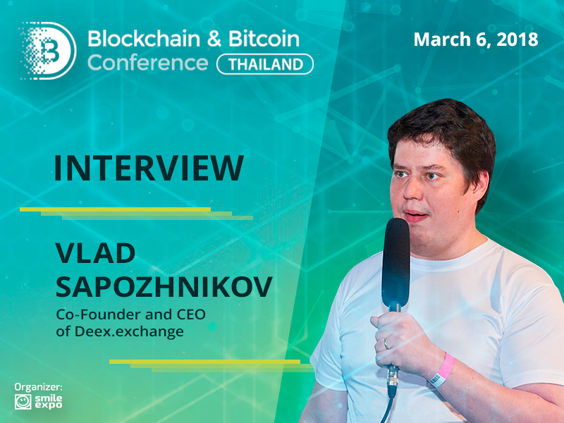 "Vladislav Sapozhnikov: ""You should create products, not hype around your ICO"""