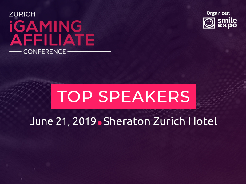 Wanna Know Top Speakers of Zurich iGaming Affiliate Conference? (VIDEO)