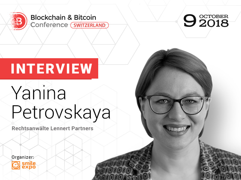We Expect More Blockchain Services' Providers to Get Licensed in Liechtenstein – Yanina Petrovskaya, Rechtsanwälte Lennert Partners