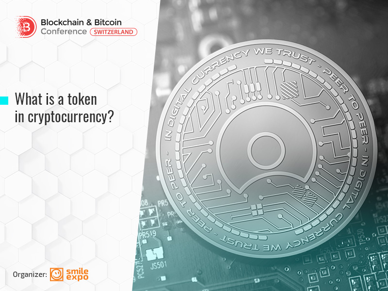 What is a token in cryptocurrency?
