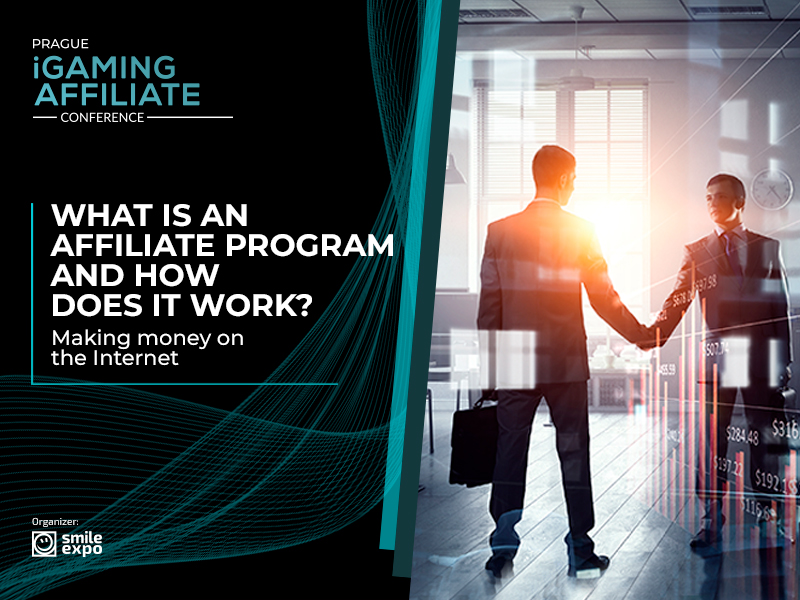 What is an affiliate program and how does it work? Making money on the Internet