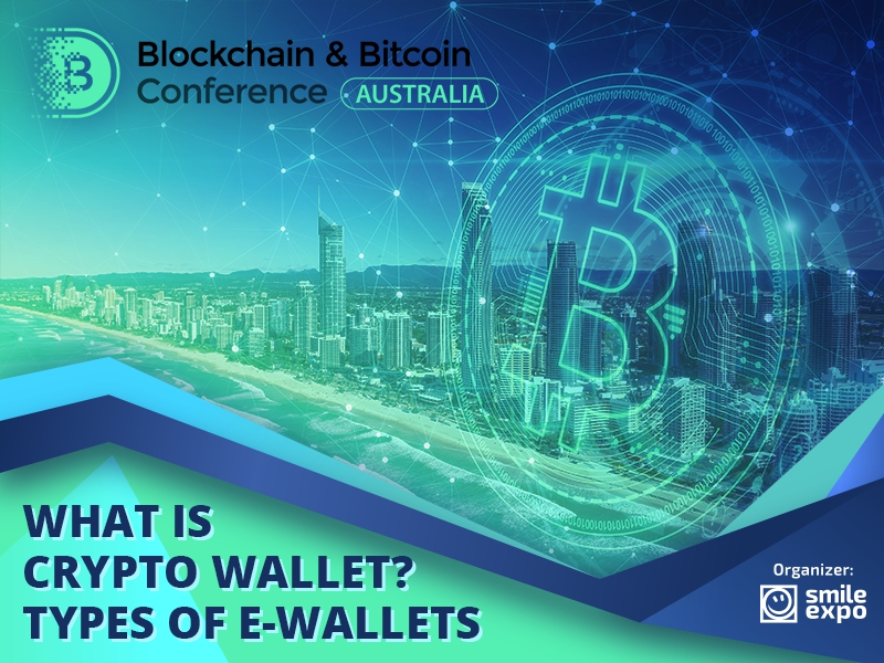 What is crypto wallet? Types of e-wallets