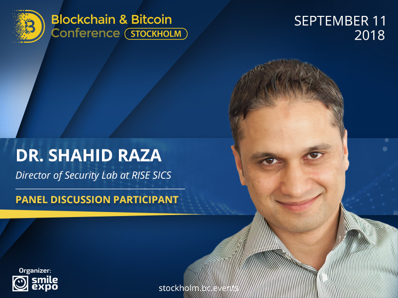 Where Can Blockchain Be Utilized? Answer from Security Lab Director at RISE SICS Dr. Shahid Raza
