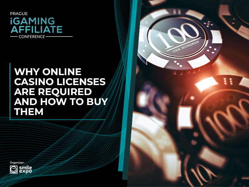 Why online casino licenses are required and how to buy them