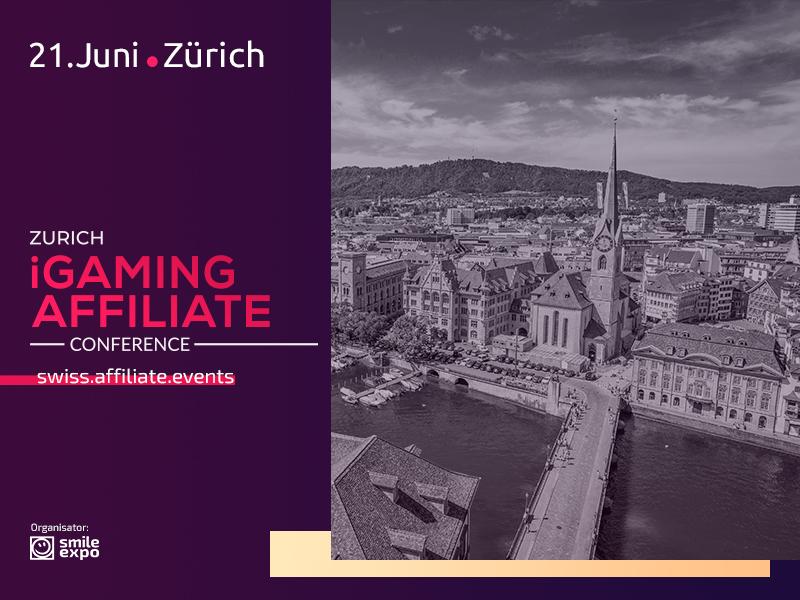 Wollen Sie wissen, wie Sie ein Geschäft im Bereich Gambling entwickeln? Kommen Sie zur ersten Zurich iGaming Affiliate Conference
