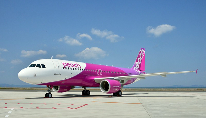 Japanese low-cost airline accepts bitcoins for services