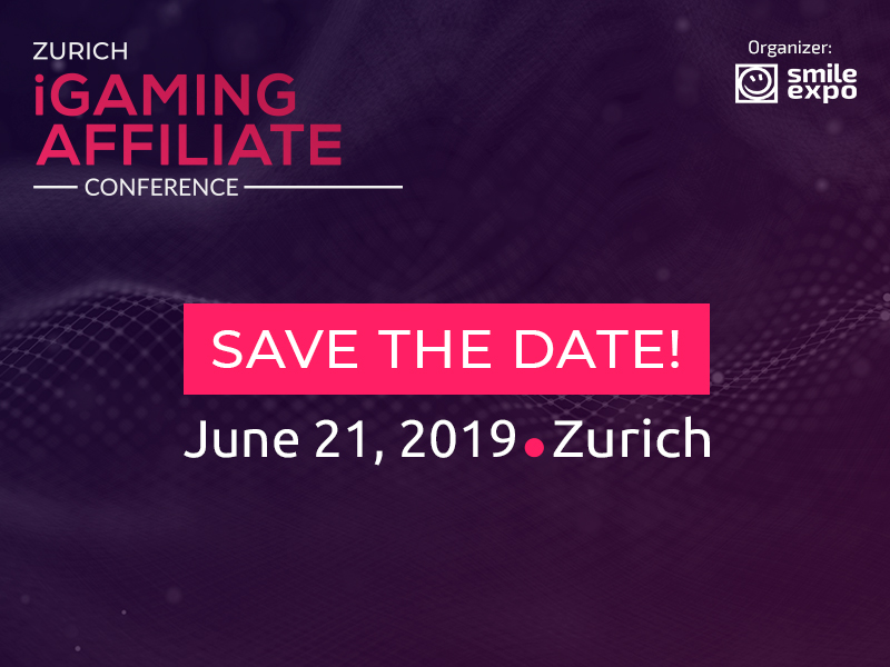 Zurich iGaming Affiliate Conference: Event About Marketing in Online Casinos