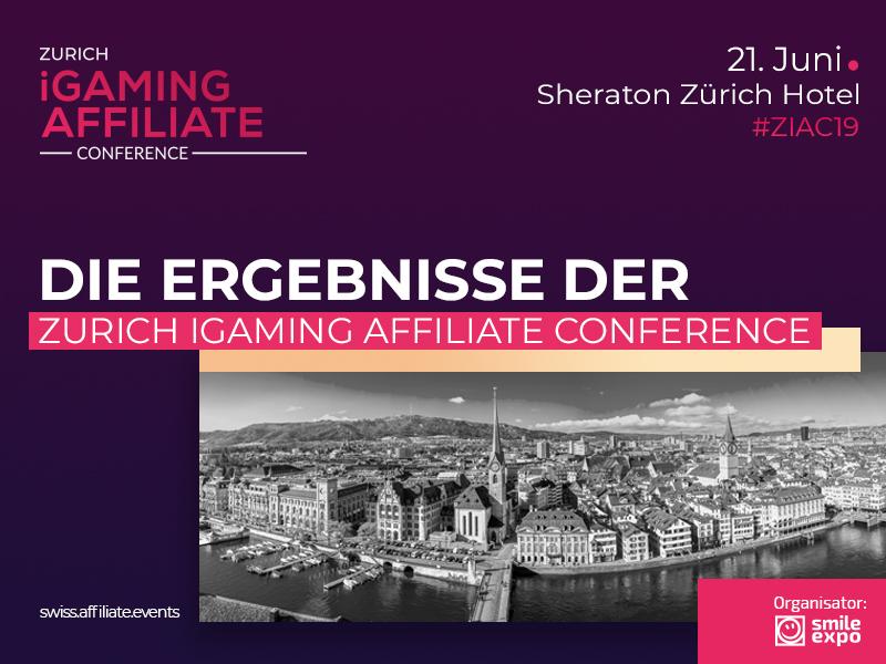 Zurich iGaming Affiliate Conference ist das erste Event in der Schweiz, das Online- und Offline-Casino vereinigt hat: Rückblick