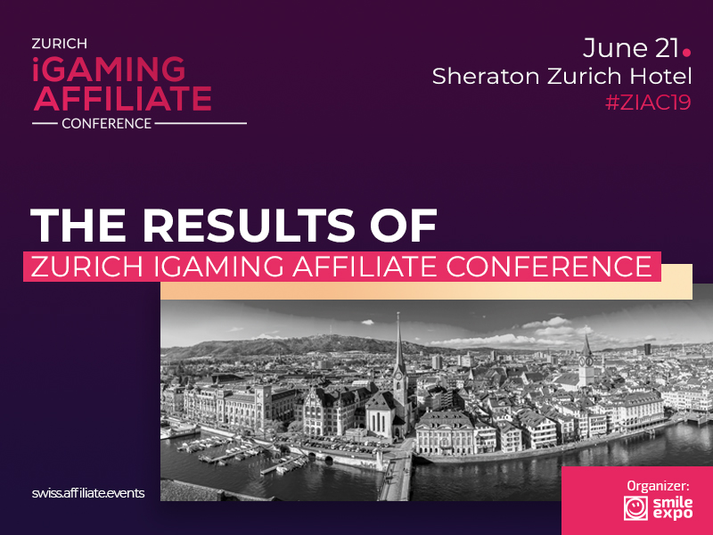 Zurich iGaming Affiliate Conference – Results of the First Event in Switzerland that United Online and Land-Based Casinos