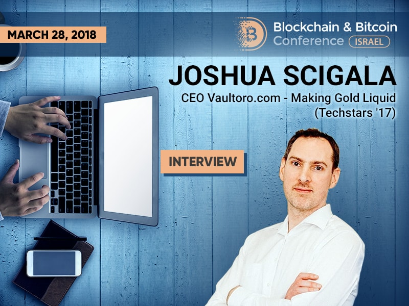 "Joshua Scigala: ""Blockchain payments will solve the taxation problem"""
